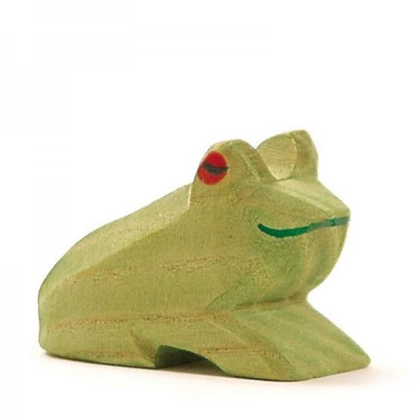 Ostheimer Frosch sitzend 1636