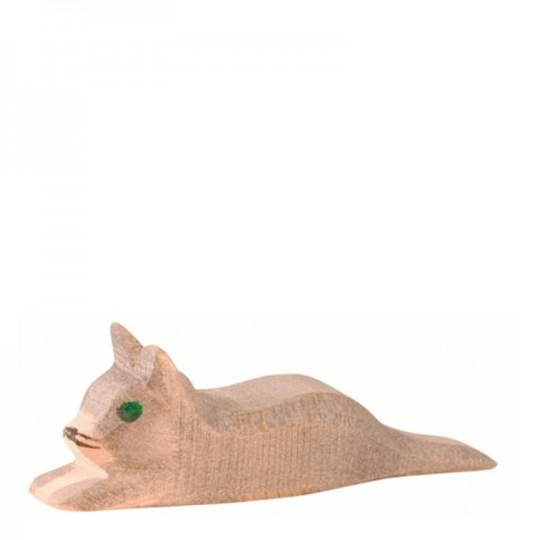 Ostheimer Katze klein liegend 11408