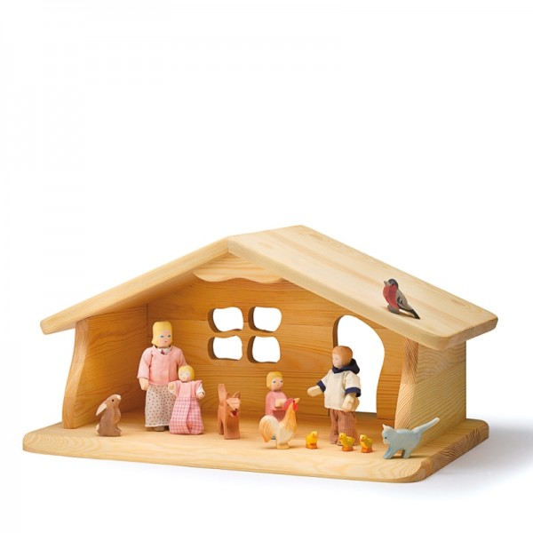 Ostheimer Puppenhaus 5550112