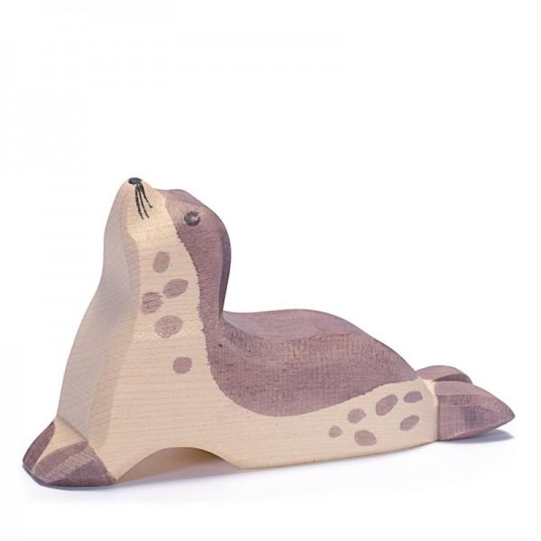 Ostheimer Seehund Kopf hoch 2251