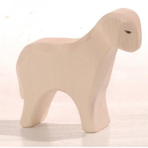 Ostheimer Schaf stehend 11602