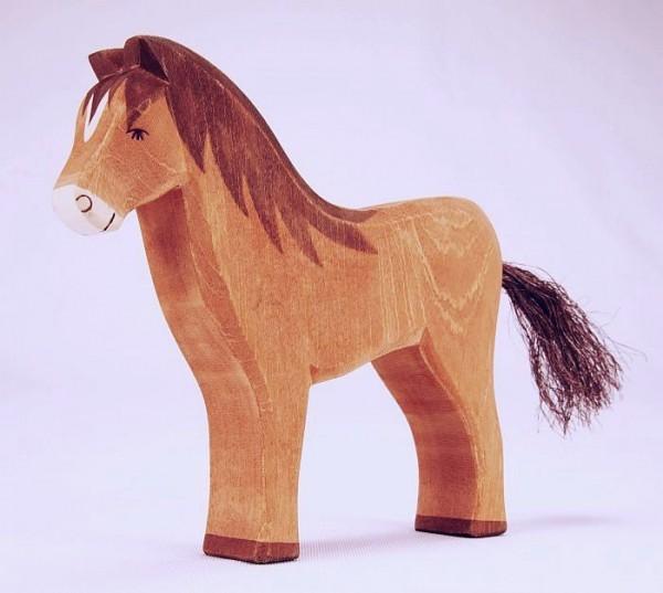 Ostheimer Pferd braun 11112