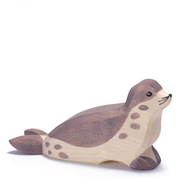 Ostheimer Seehund Kopf tief 2252