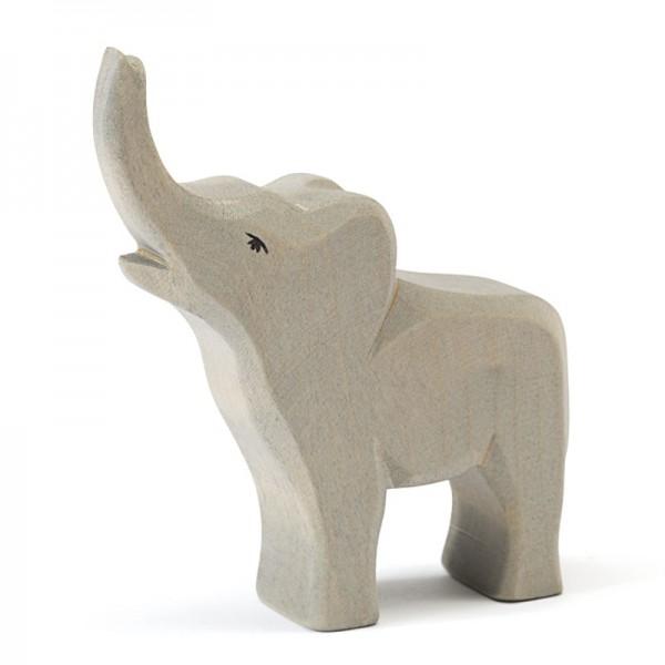 Ostheimer Elefant klein trompetend 20422